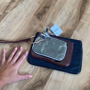 FINAL PRICE DROP free people NWT wallet set